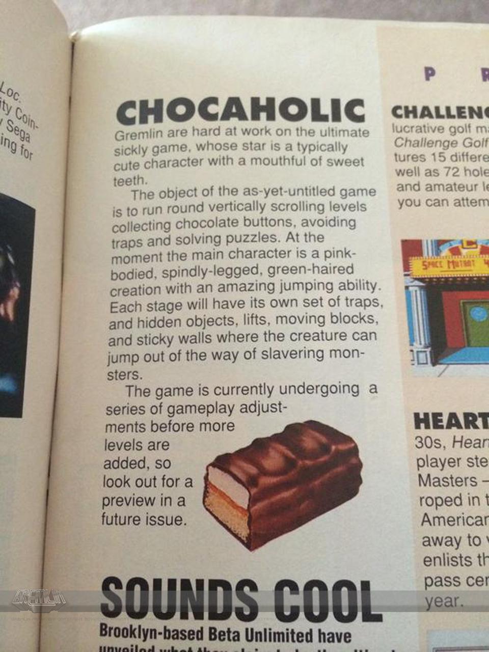 Chocaholic