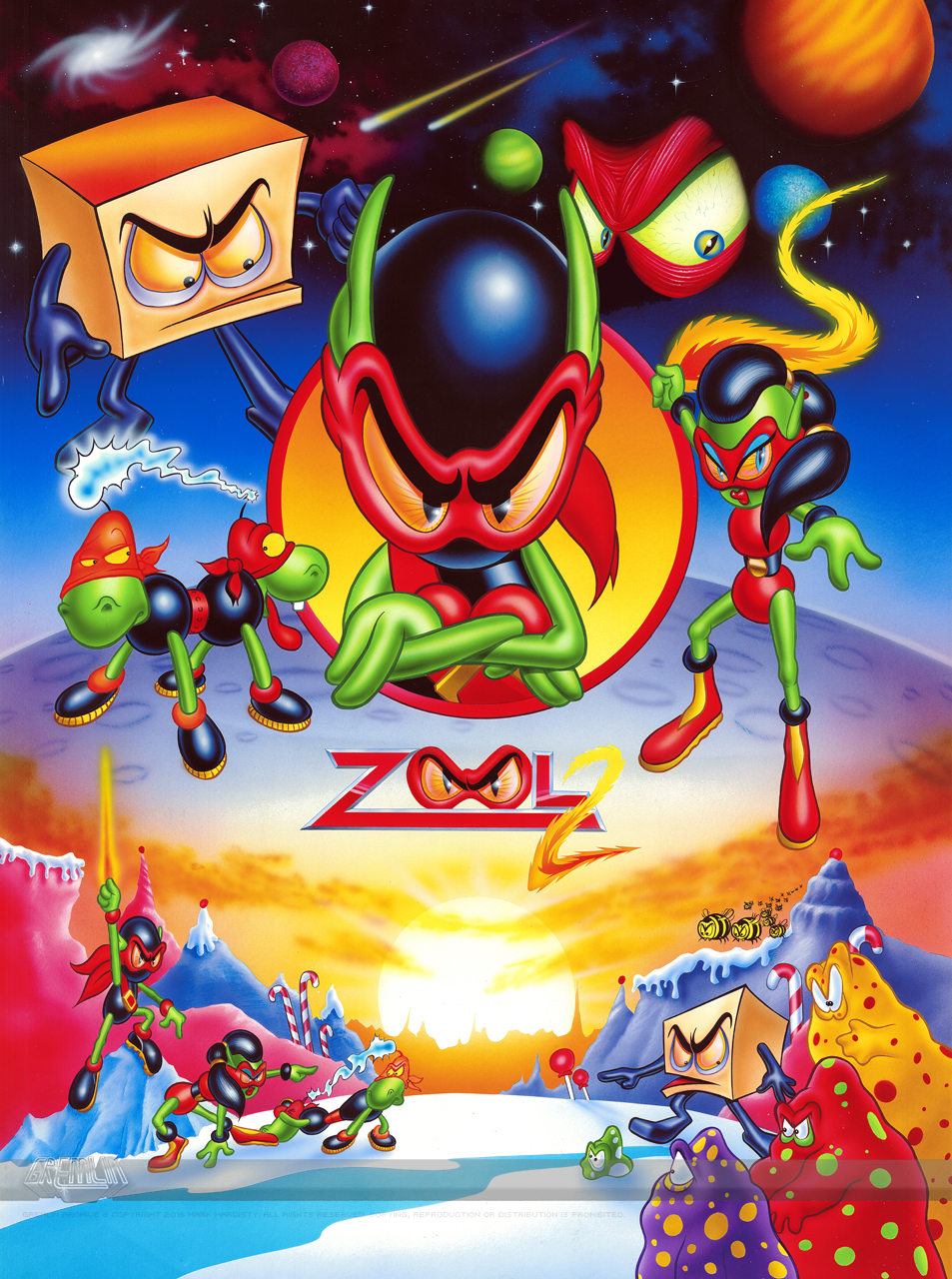 Zool 2 Poster