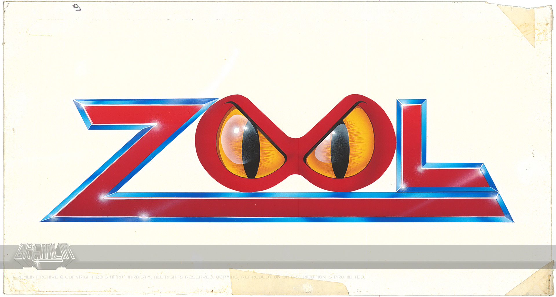 Zool Logo Artwork