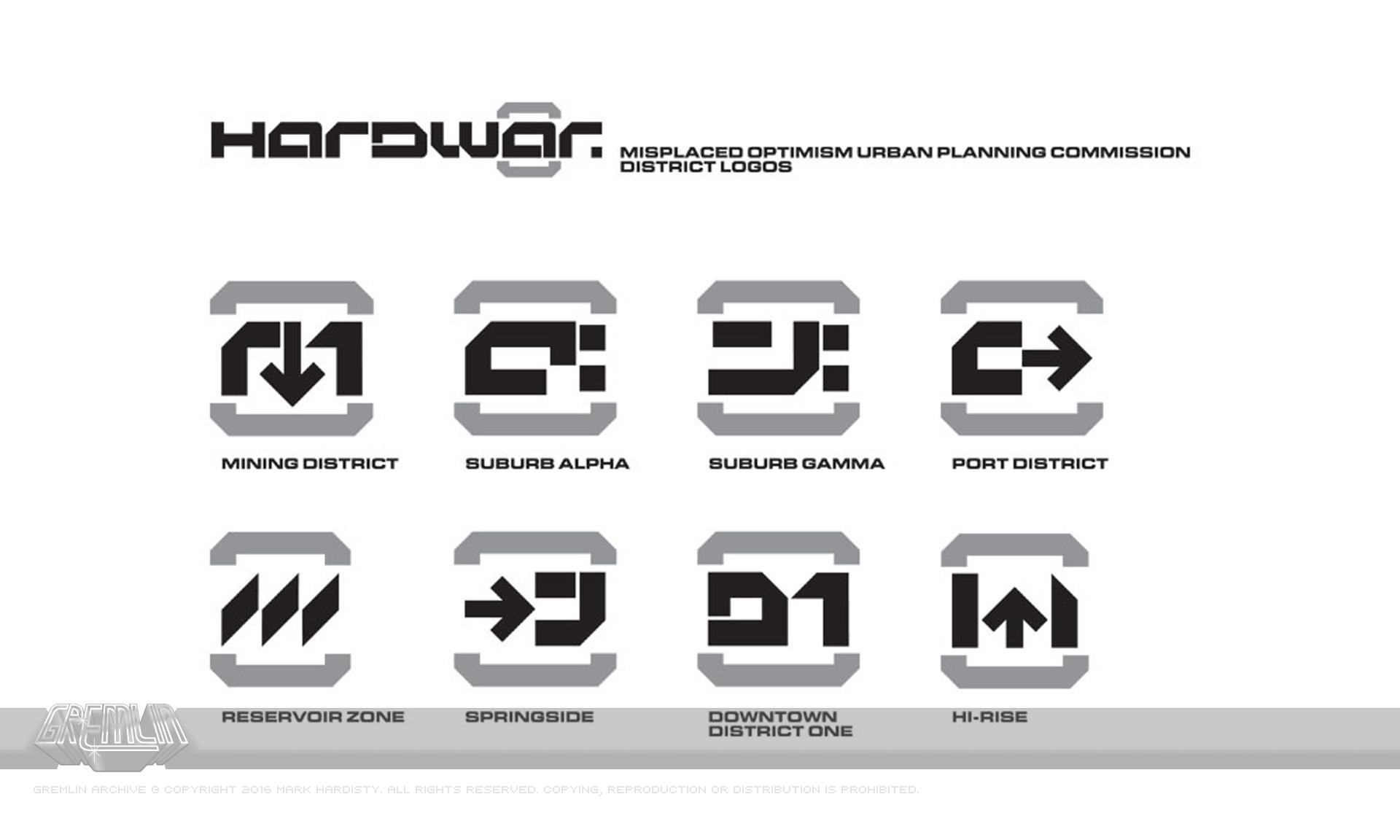 Hardwar – District Logos