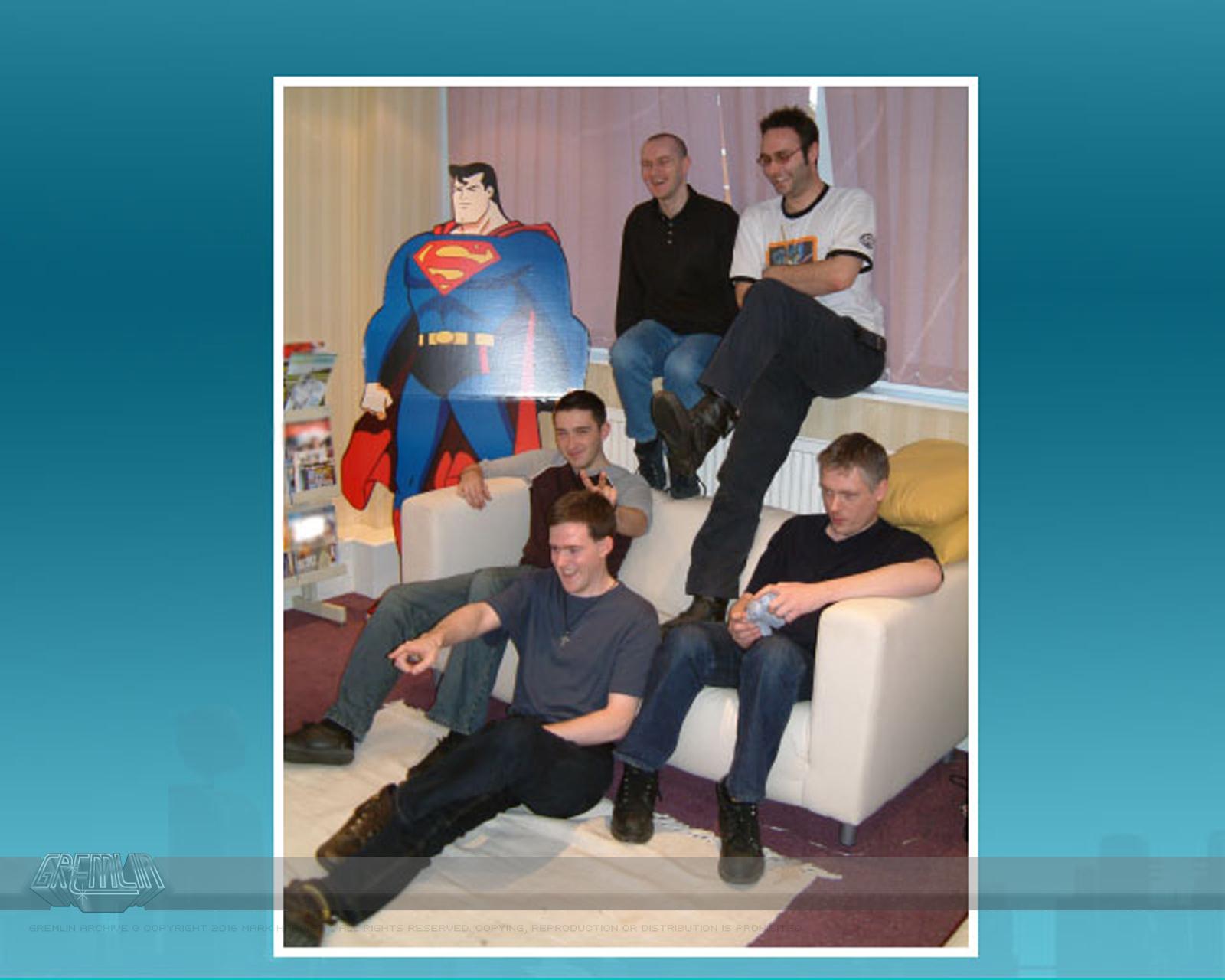 Superman QA Team
