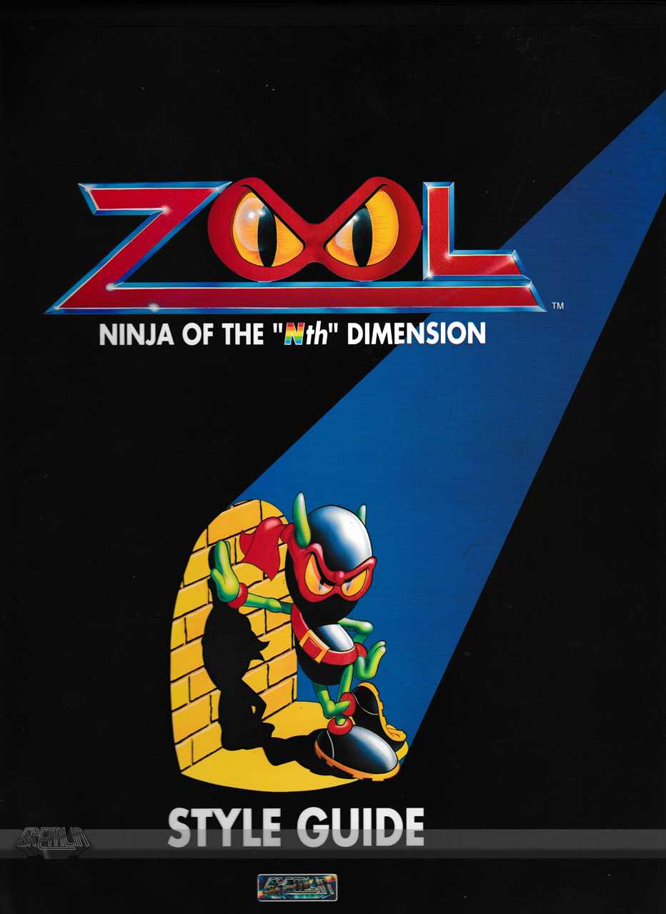 Zool Style Guide Cover