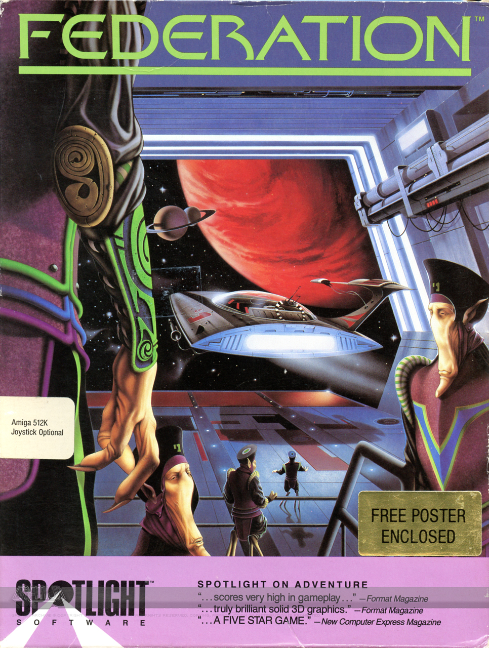 The Federation of Free Traders