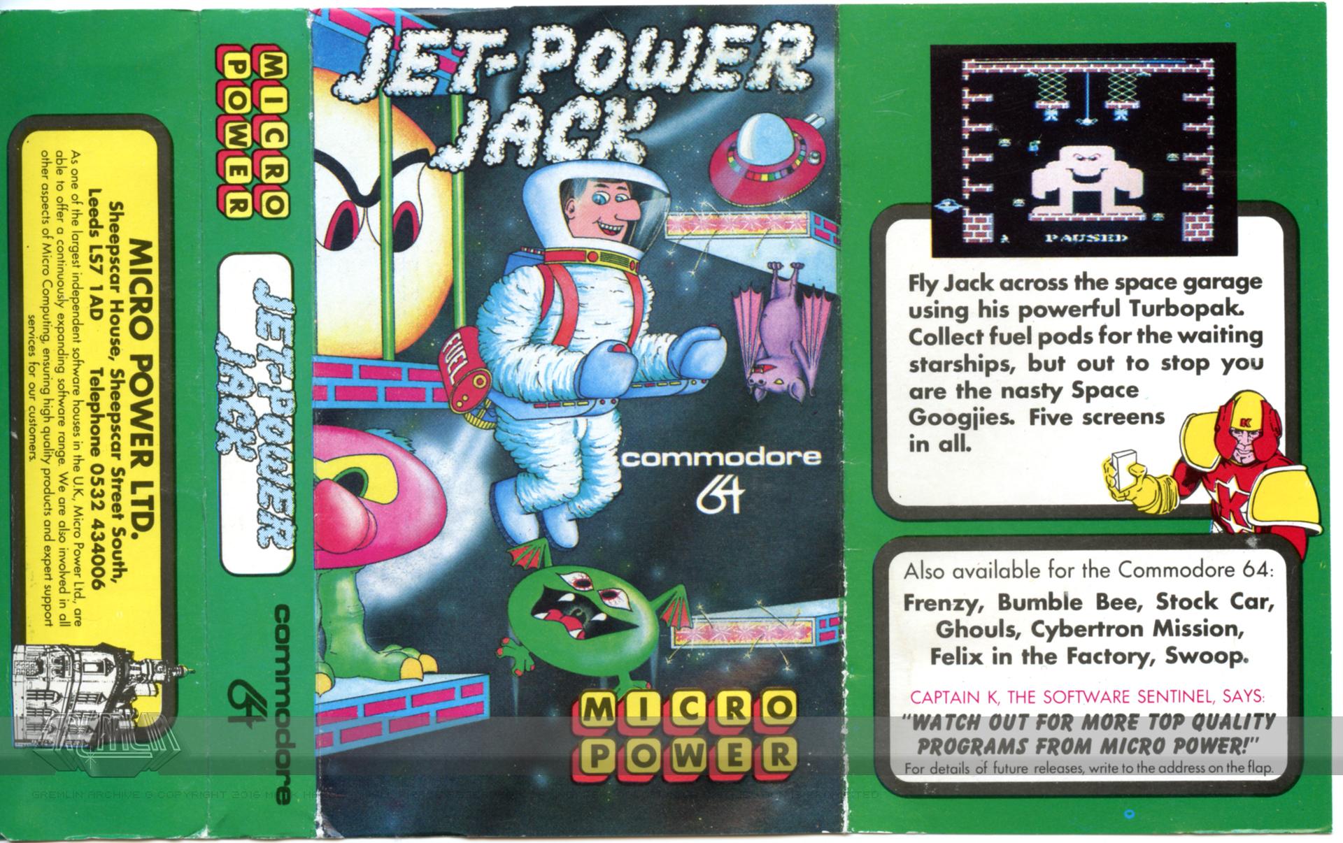 Jet Power Jack