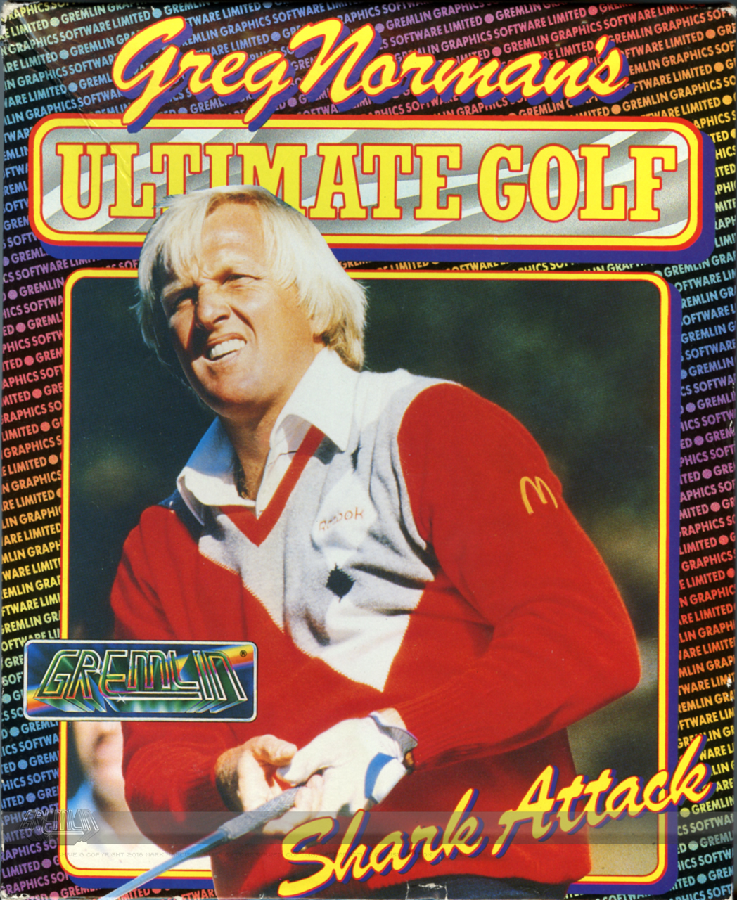 Greg Norman's Ultimate Golf – Shark Attack!
