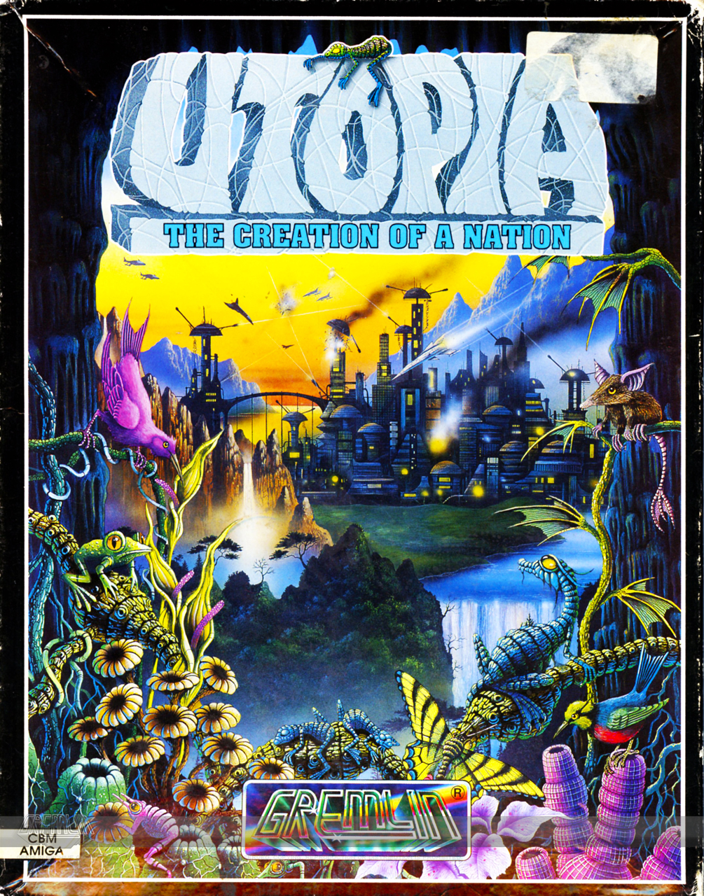 Utopia – The Creation of a Nation