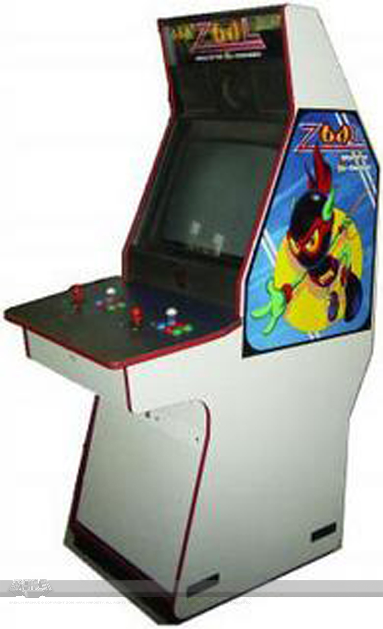 Zool Arcade Machine