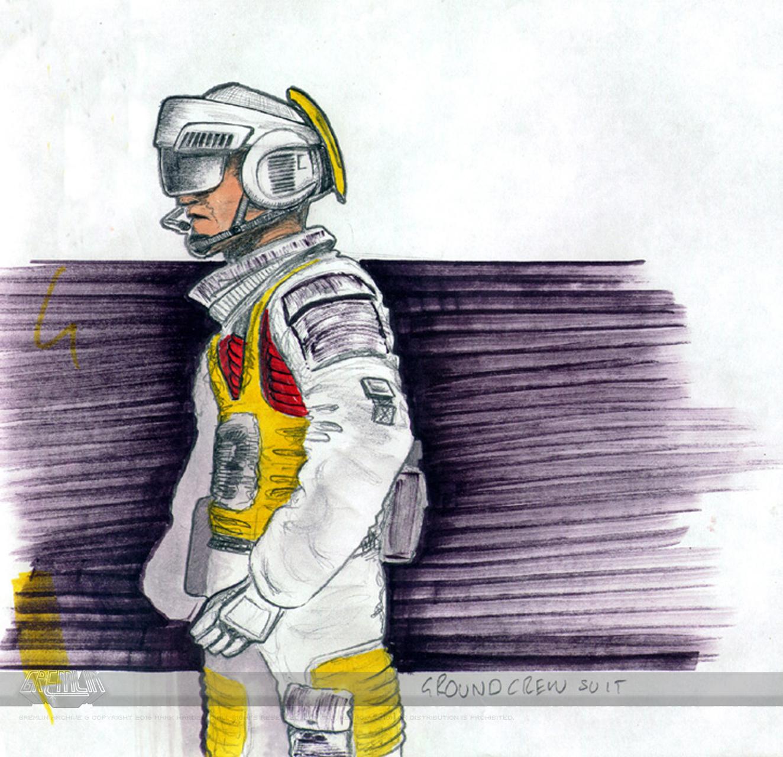 I-War Concept Sketch