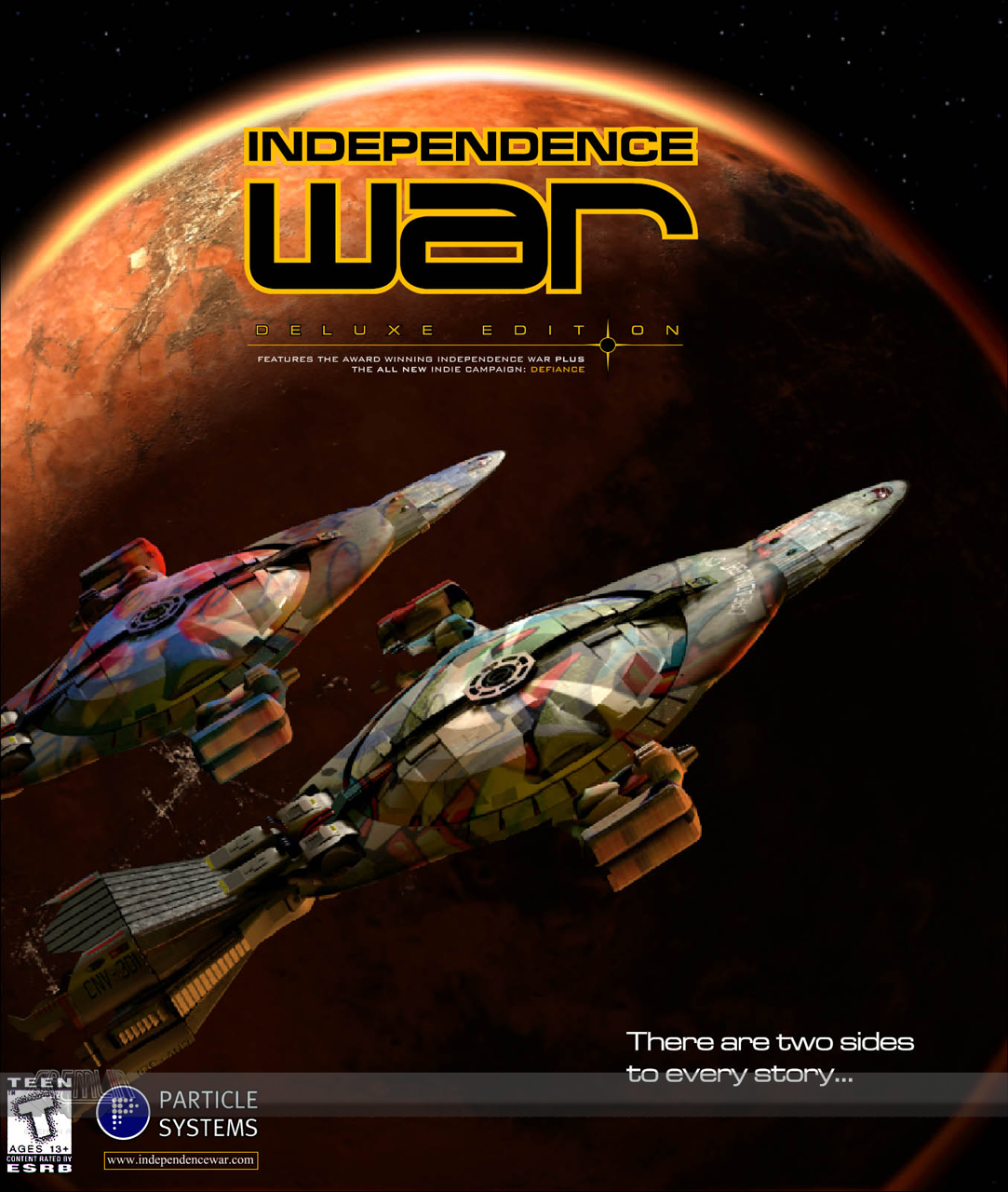Independence War Deluxe Edition Cover