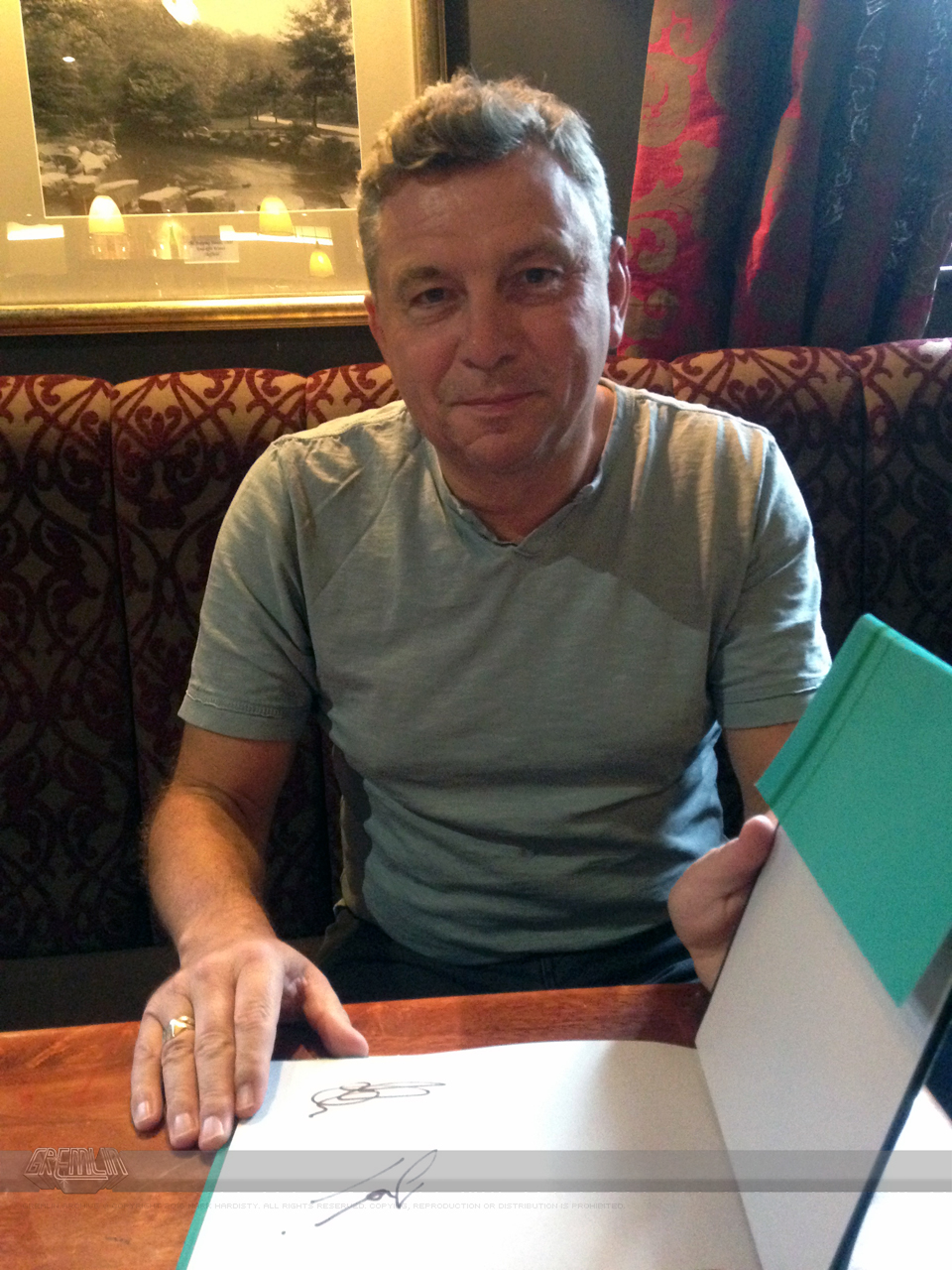 James North-Hearn – A Gremlin in the Works