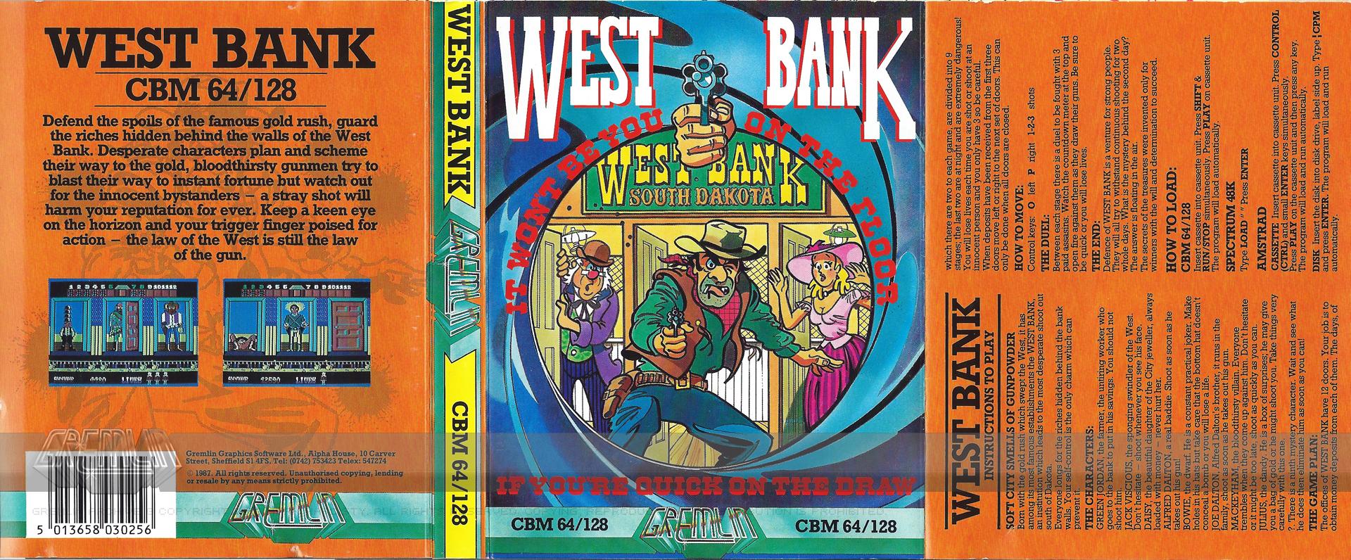 West Bank (C64)