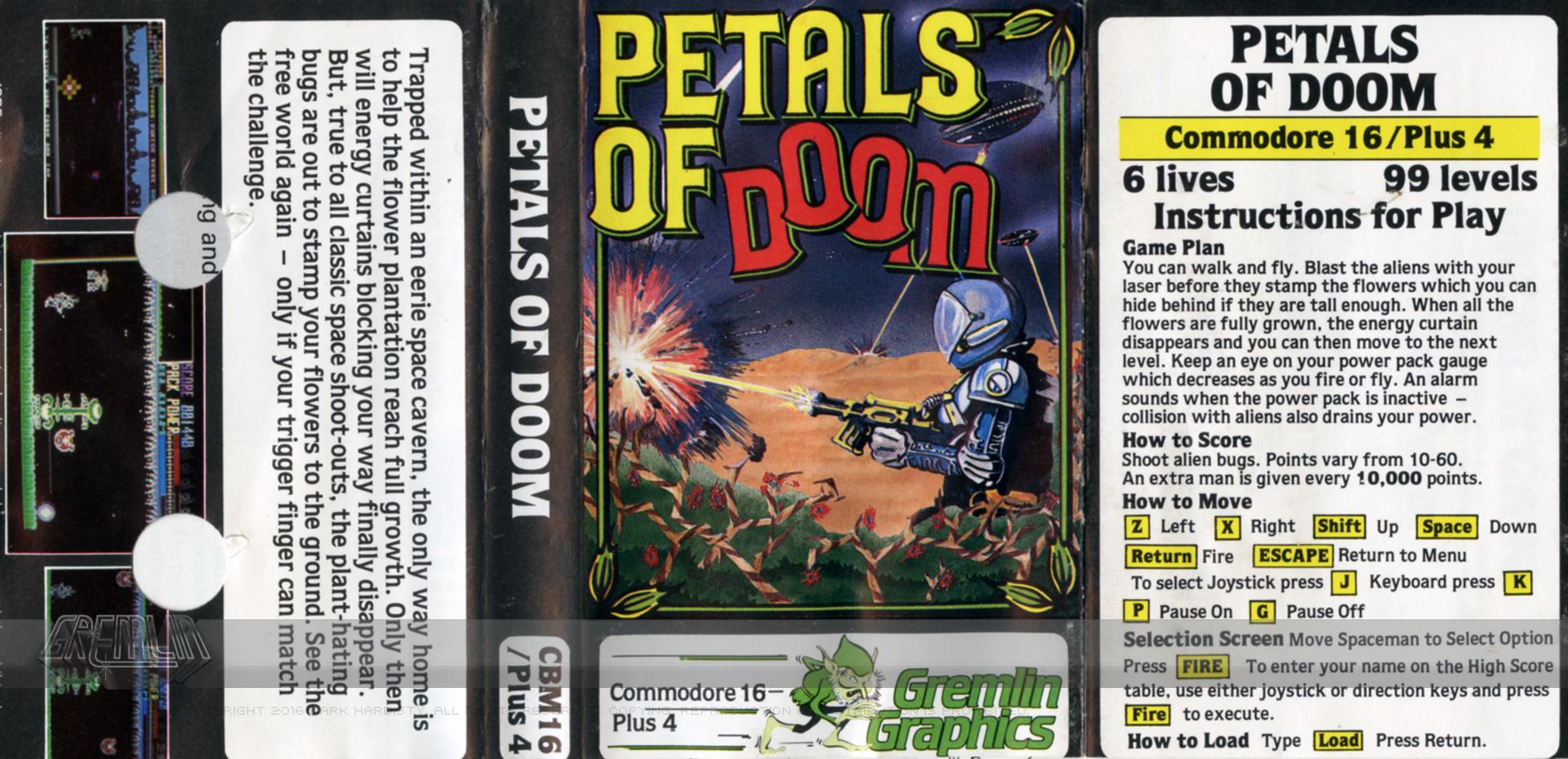 Petals of Doom