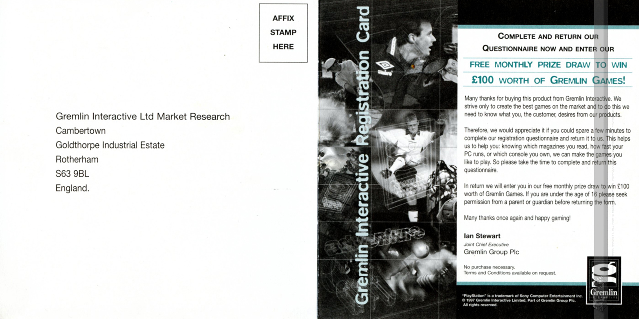 Market Research Flyer