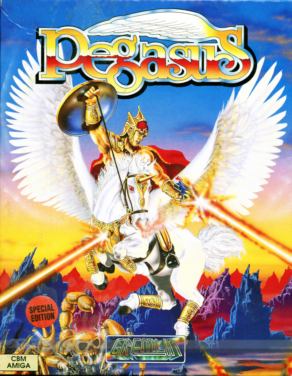 Pegasus Special Edition