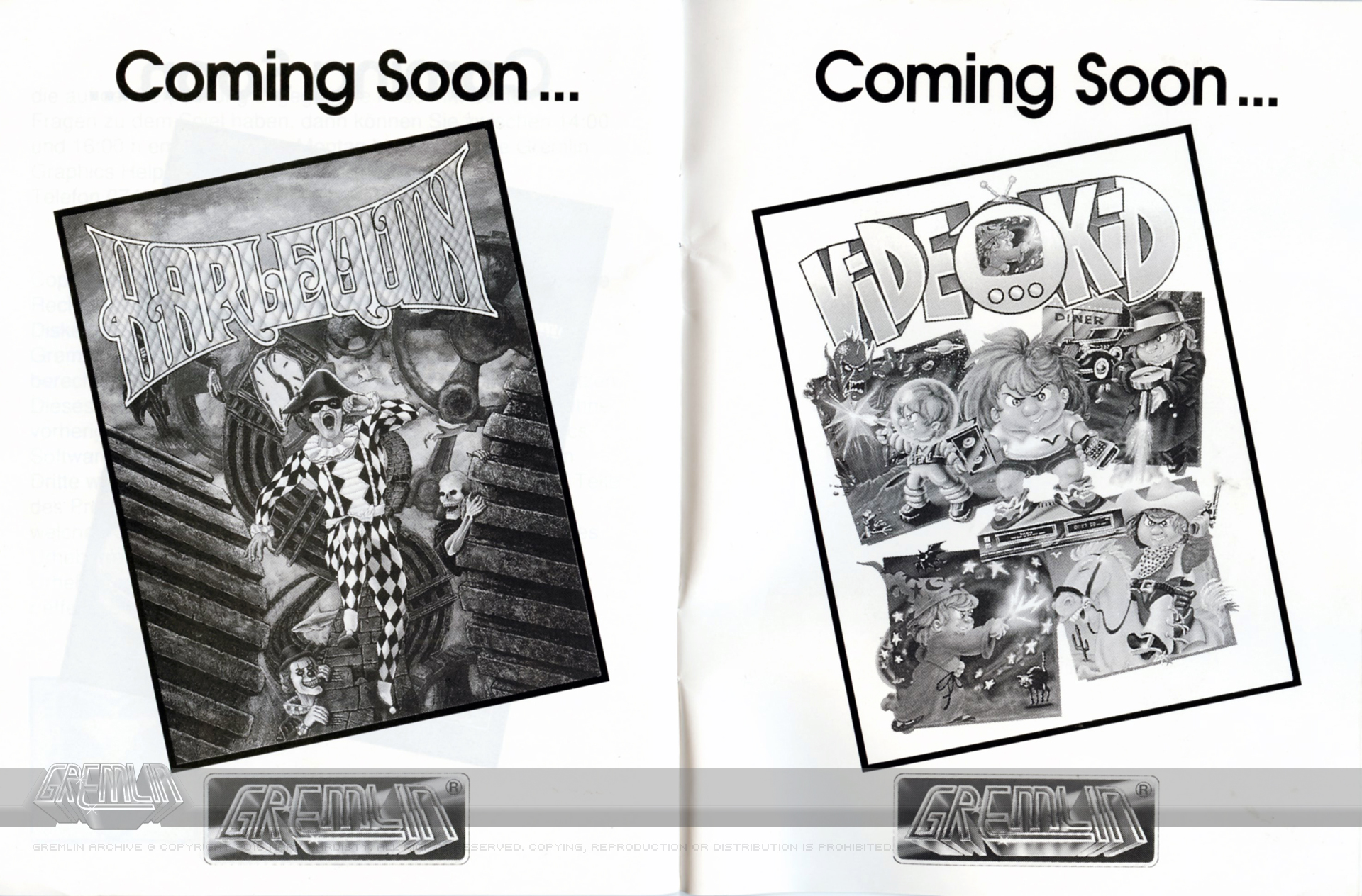Coming Soon ….