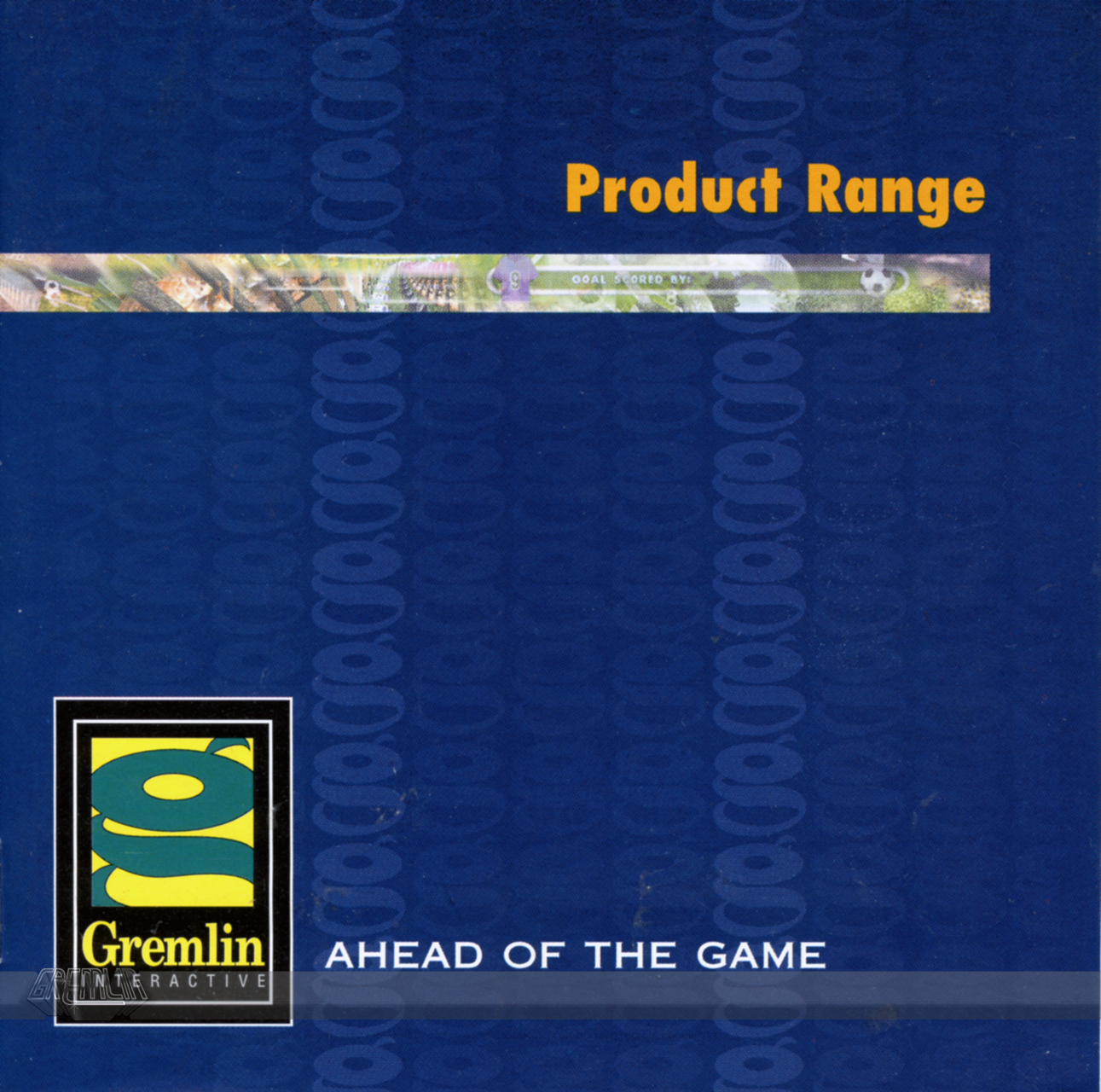 1996 Product Range Brochure