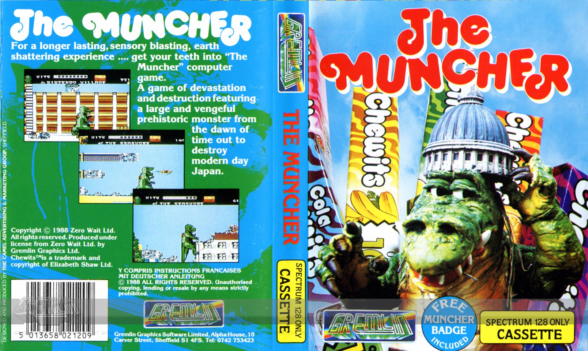The Muncher