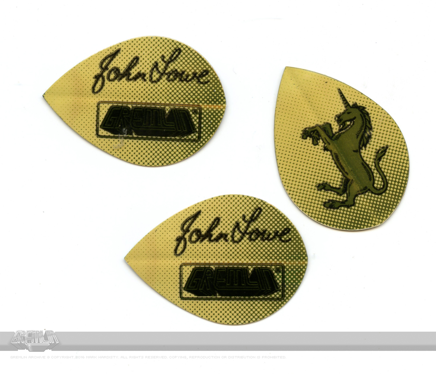 John Lowe Darts – Flights Feelies