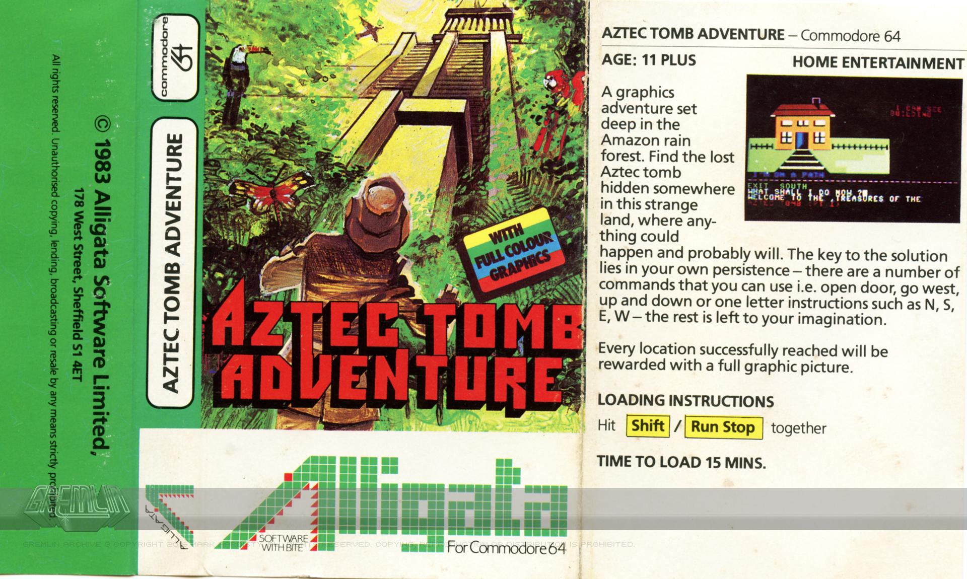 Aztec Adventure