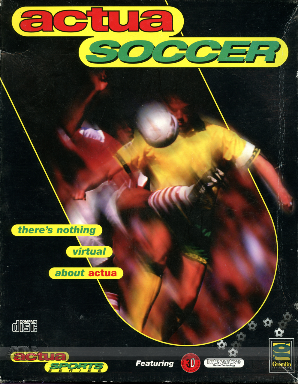"Actua Soccer – ""Final"" Theme"