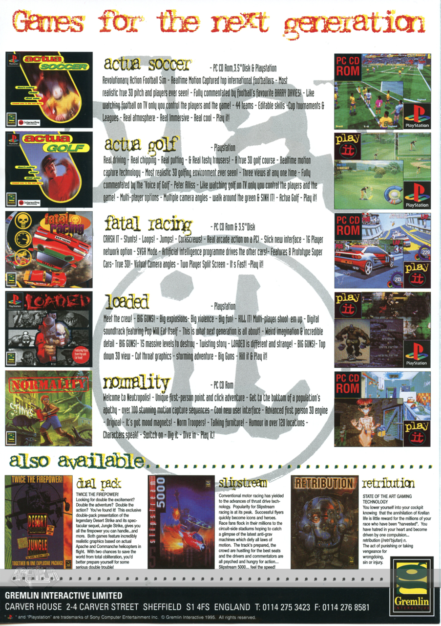 1995 In-box Advert