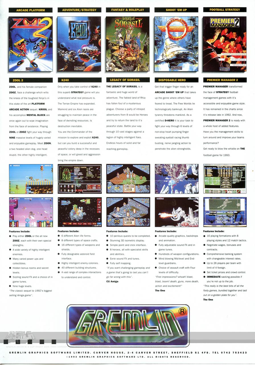 K240 Inbox Brochure