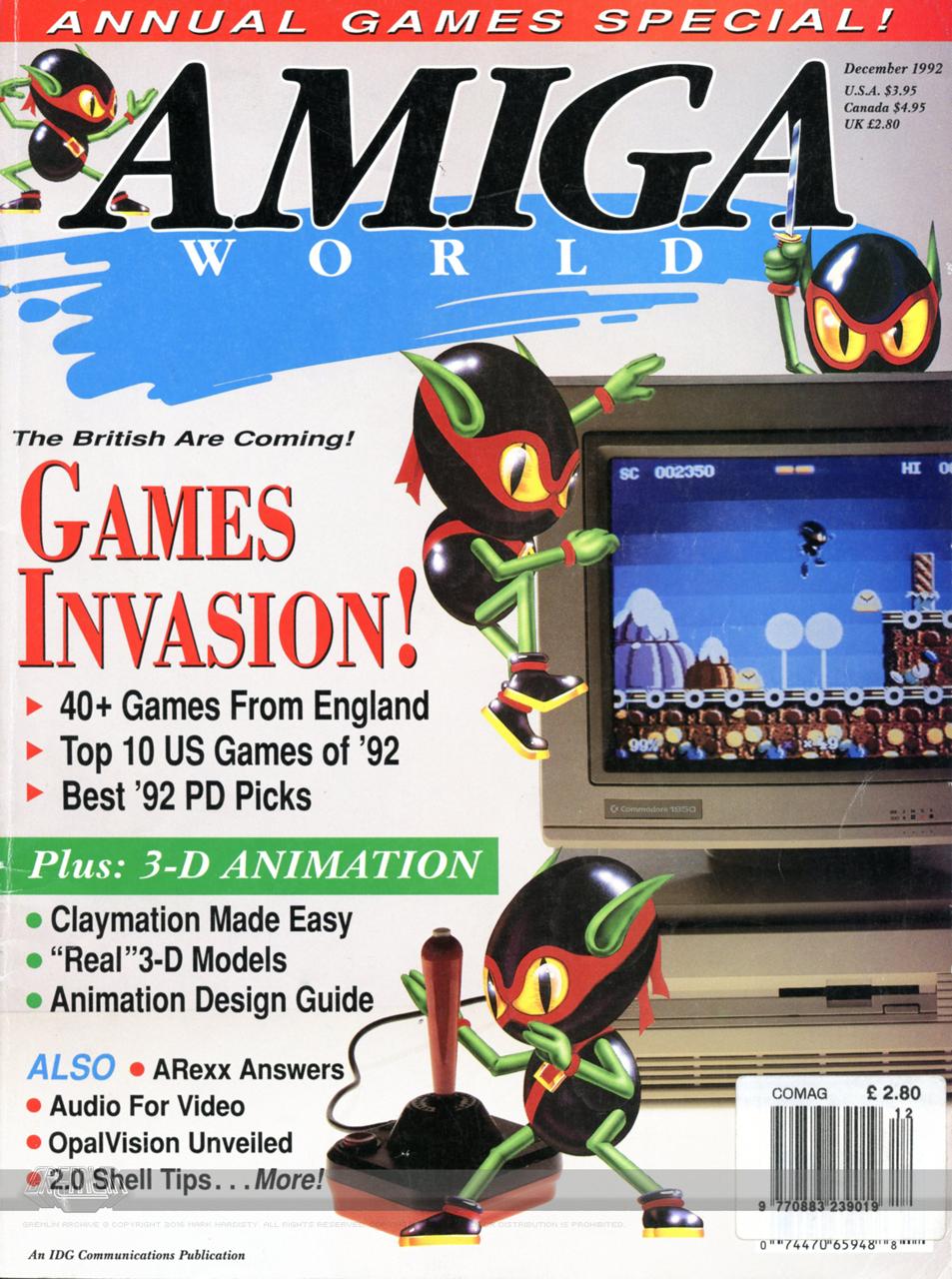 Amiga World