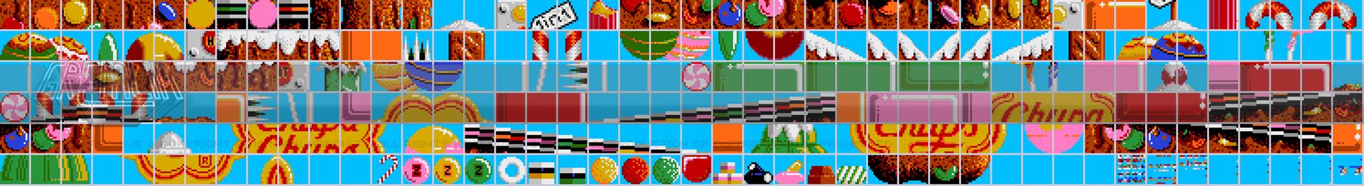 Zool Sweet Tiles