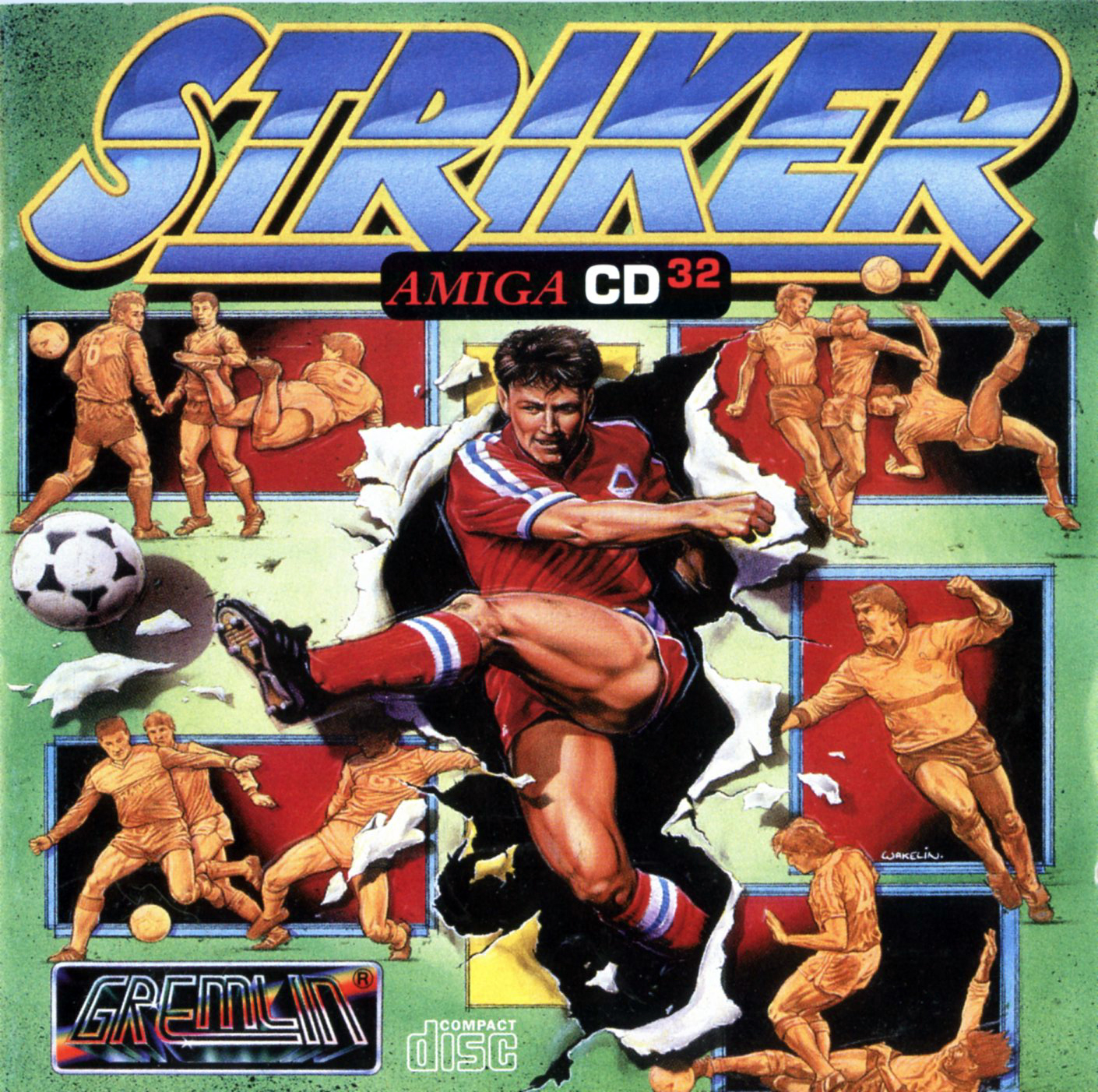 Striker (Amiga CD32)