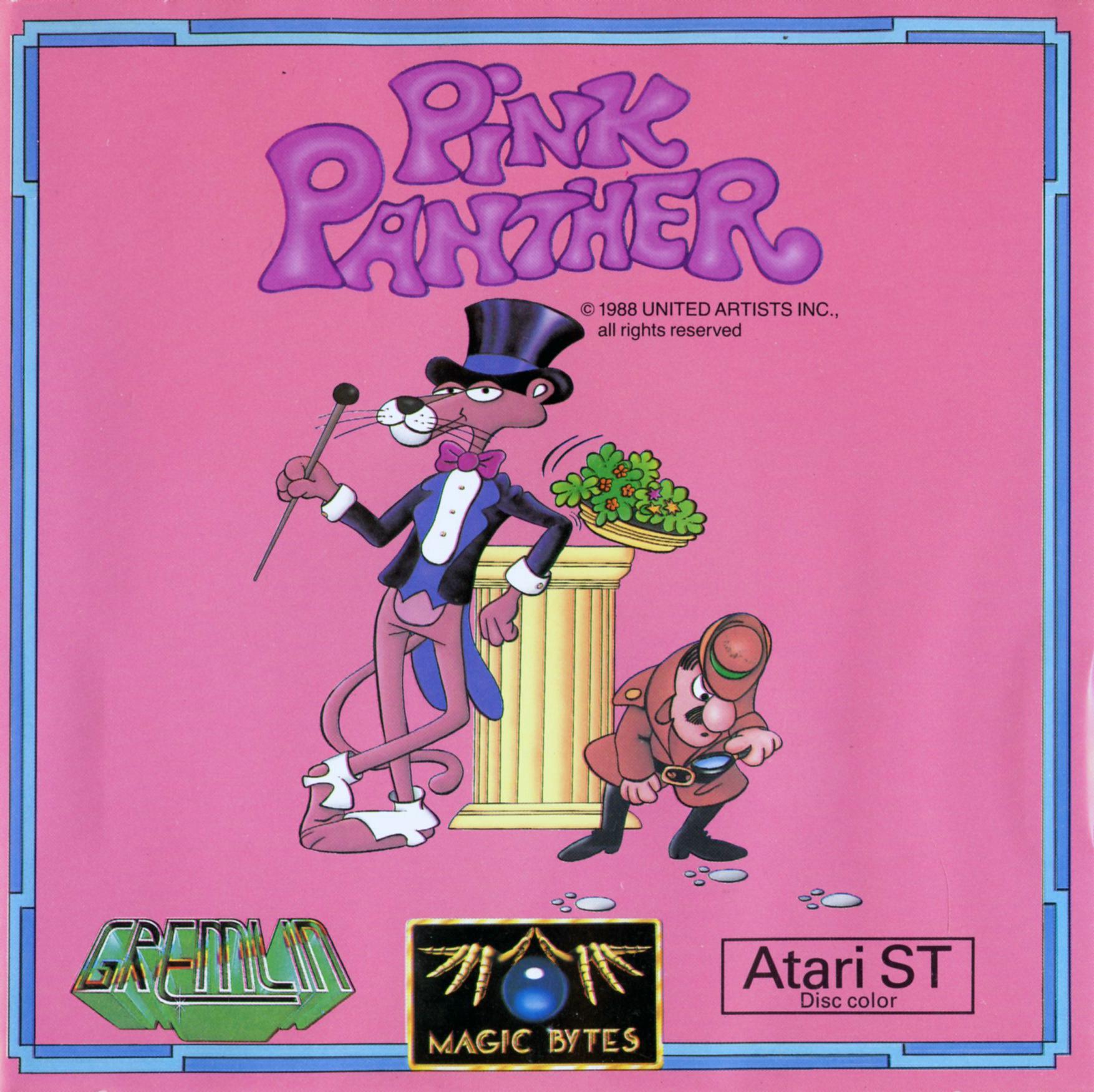 Pink Panther (Atari ST)