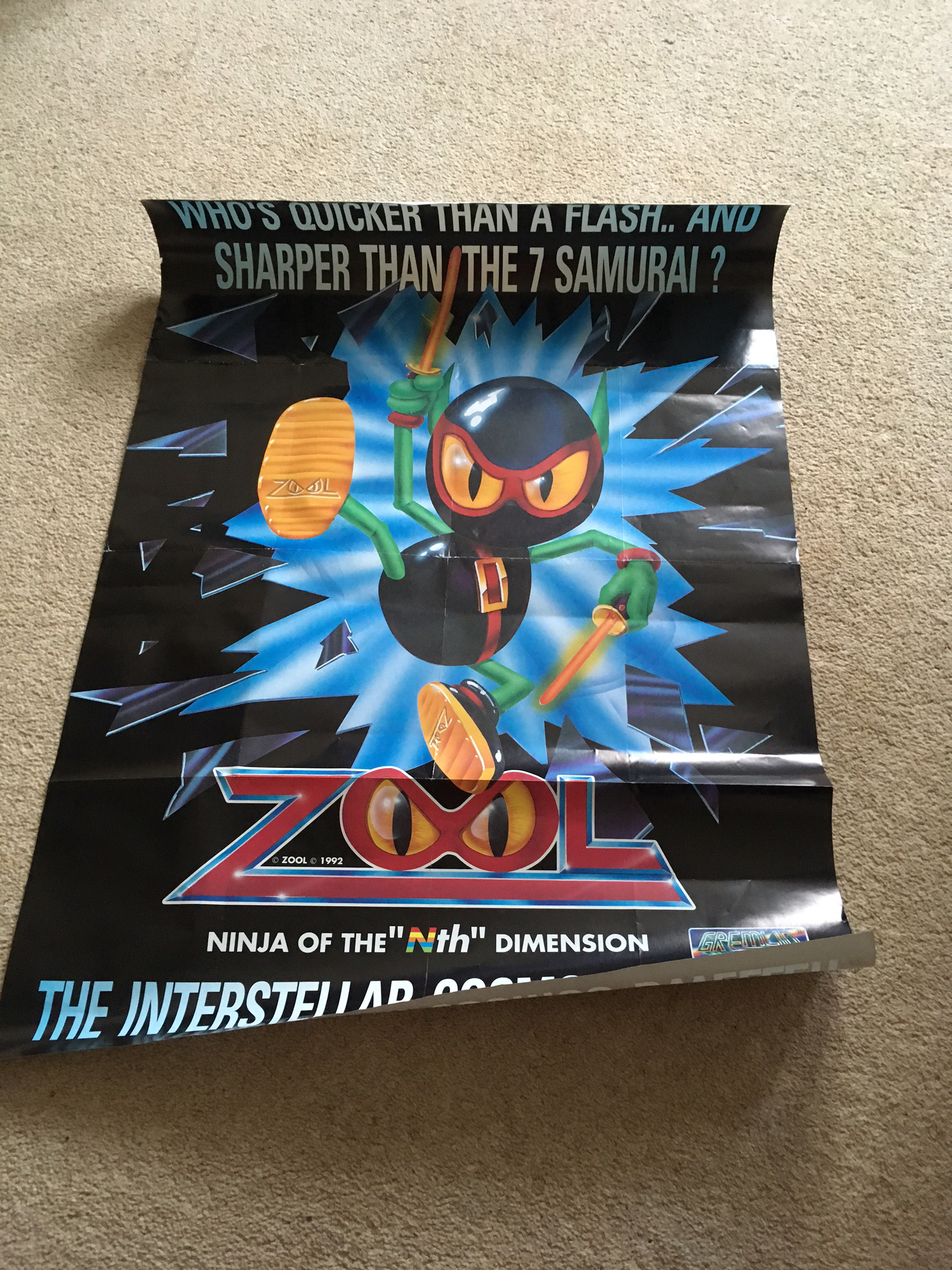 Zool Poster