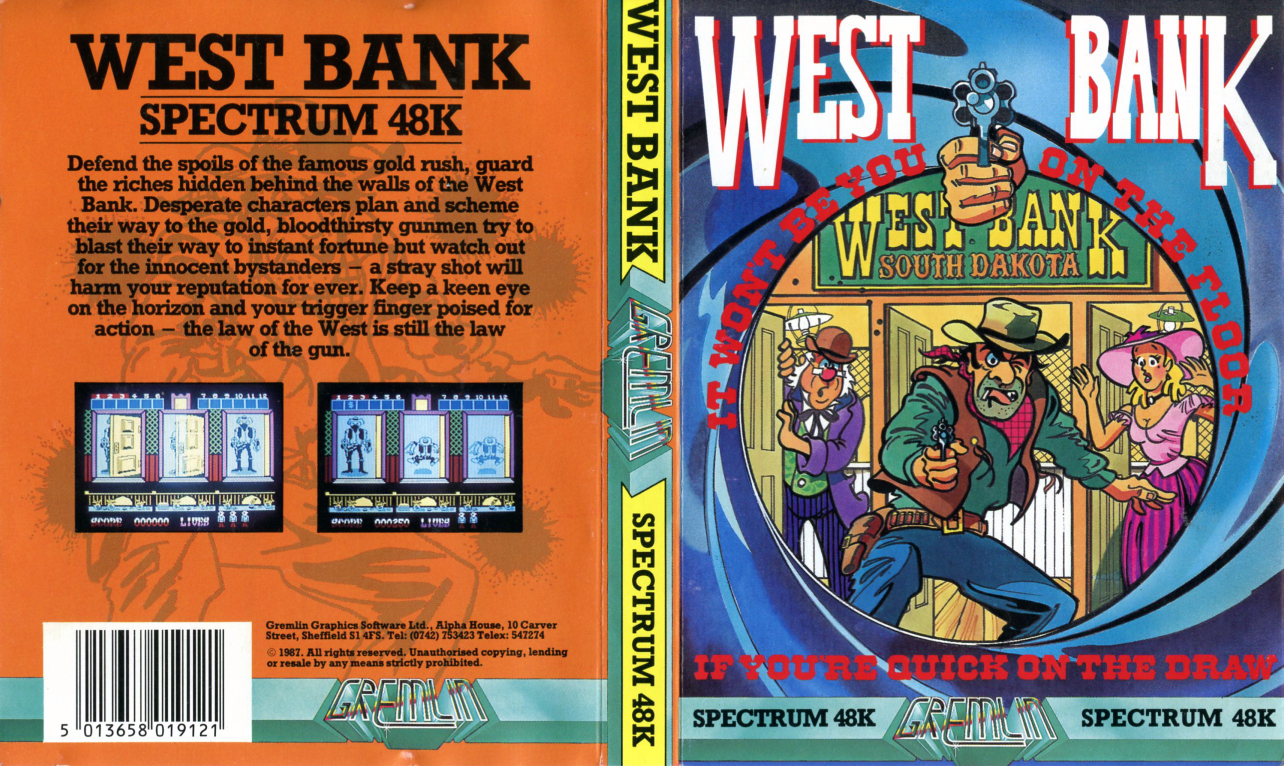 West Bank (ZX Spectrum)