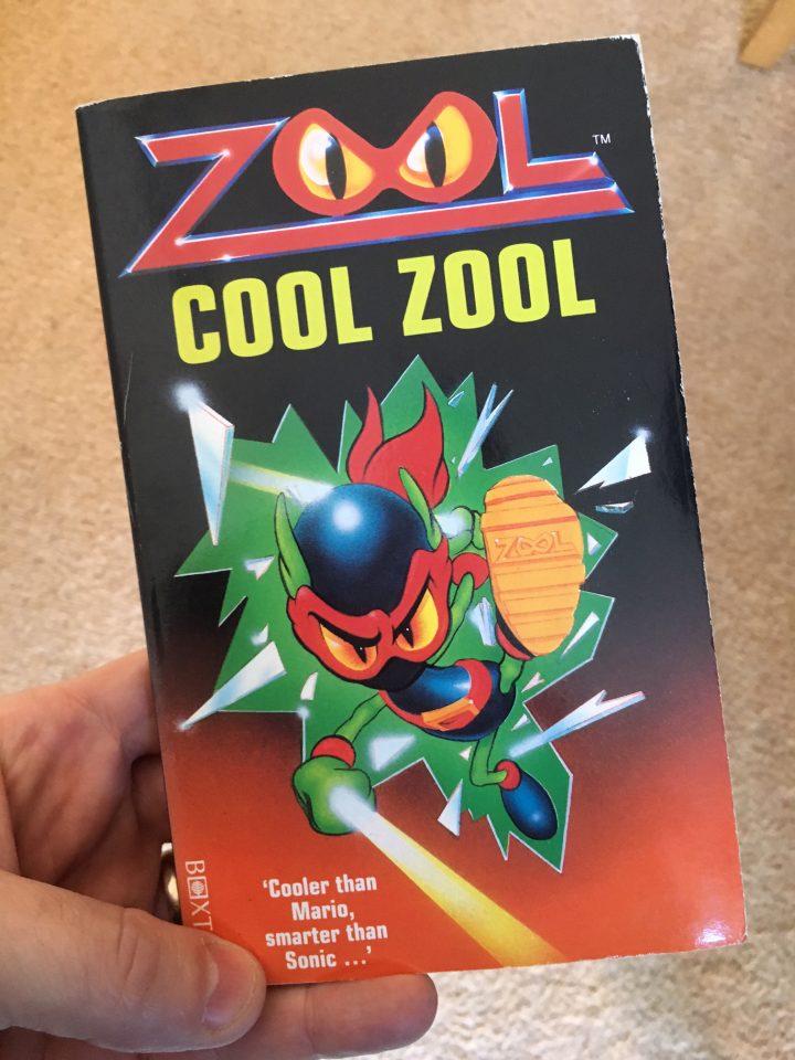 Cool Zool Book