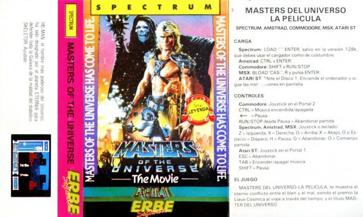 Masters Del Universo: La Pelicula (Spectrum)