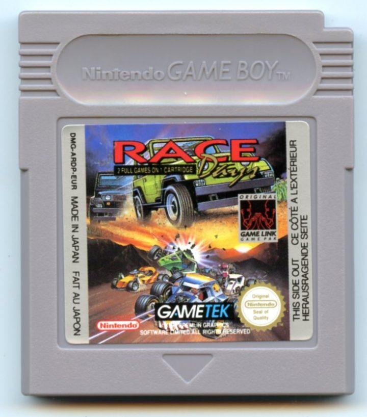 Race Days (Gameboy)