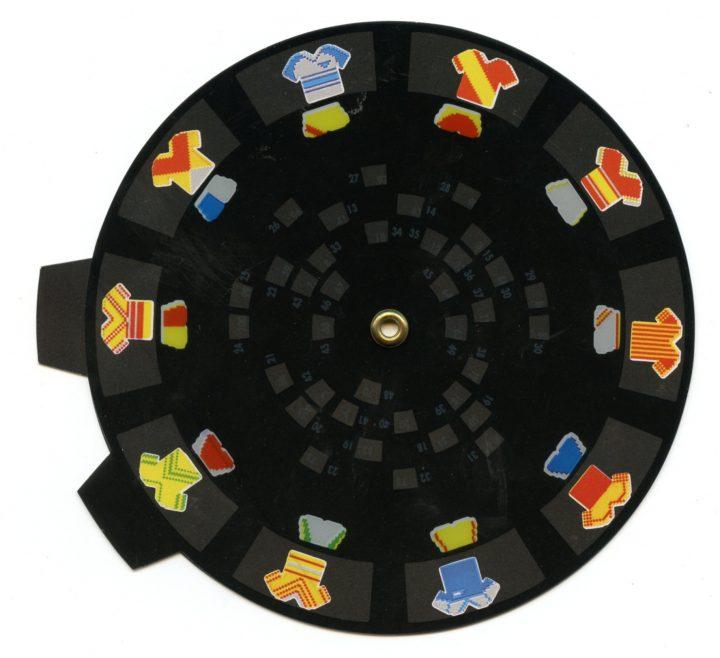 Premier Manager 2 Code Wheel