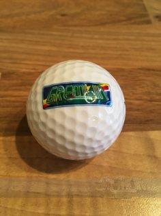 Gremlin Graphics Golf Ball