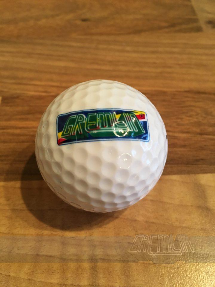 Gremlin Graphics Golf Ball