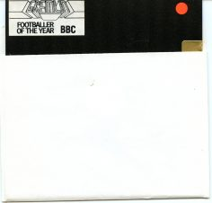 Footballer of the Year (BBC Micro Disk)