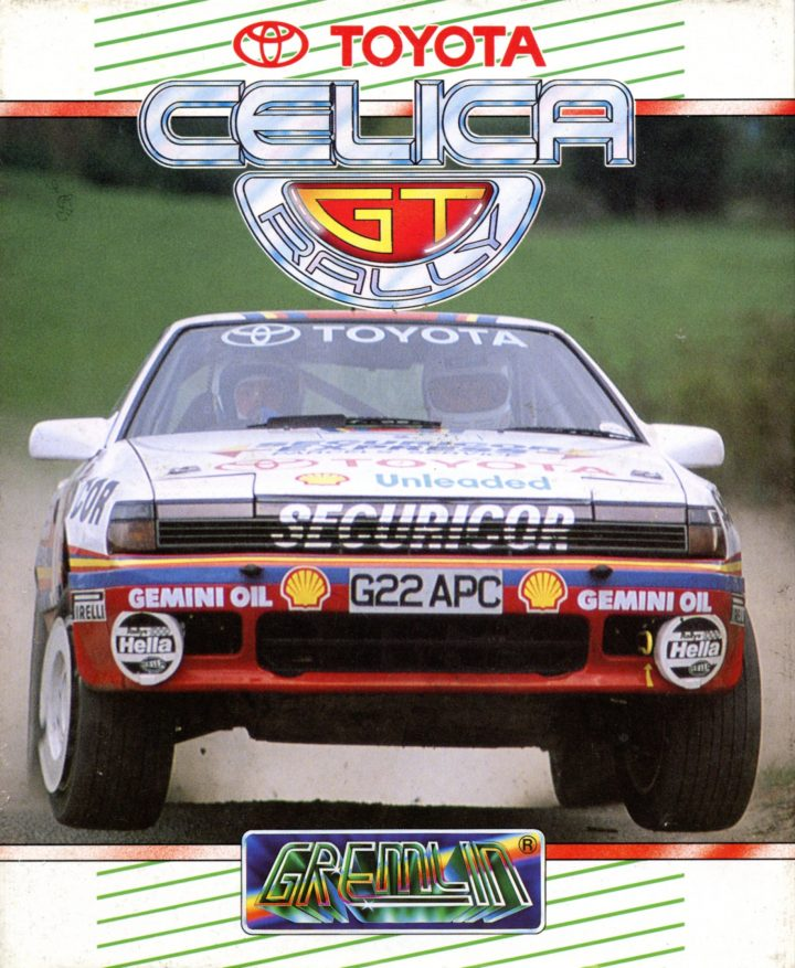 Toyota Celica GT Really (Amiga)