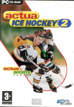Actua Hockey 2 (Zoo Digital PC Release)