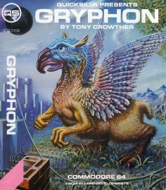 Gryphon (C64 Disk) by Tony Crowther