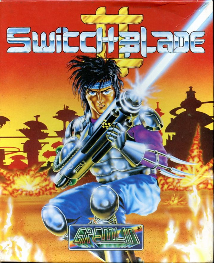 Switchblade II (Amiga)