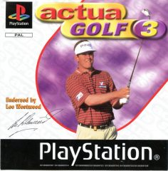 Actua Golf 3 (PS1)