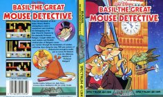 Basil The Great Mouse Detective (ZX Spectrum)