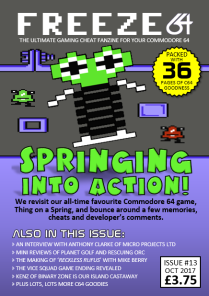 Freeze64 Issue 13 (Sept 2017)