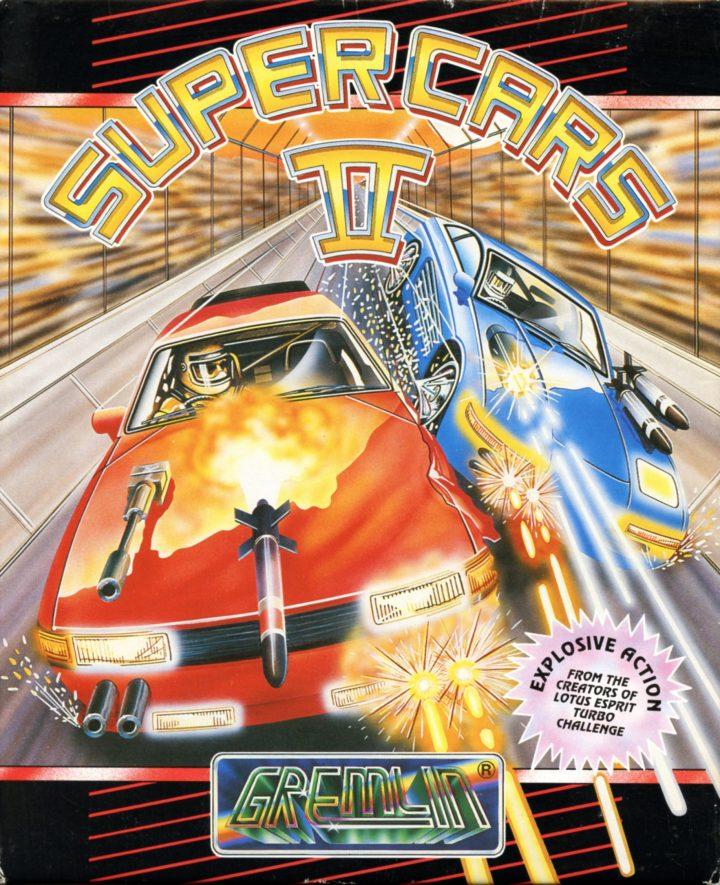 Supercars 2 (Atari ST)