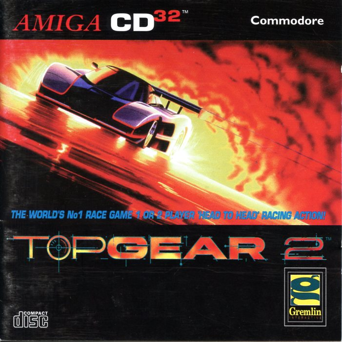 Top Gear 2 (Amiga CD32)