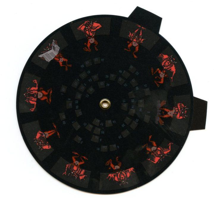 Litil Divil (Code Wheel)