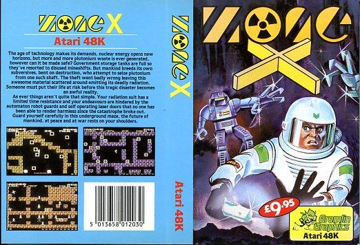 Zone X (Atari XL/XE)